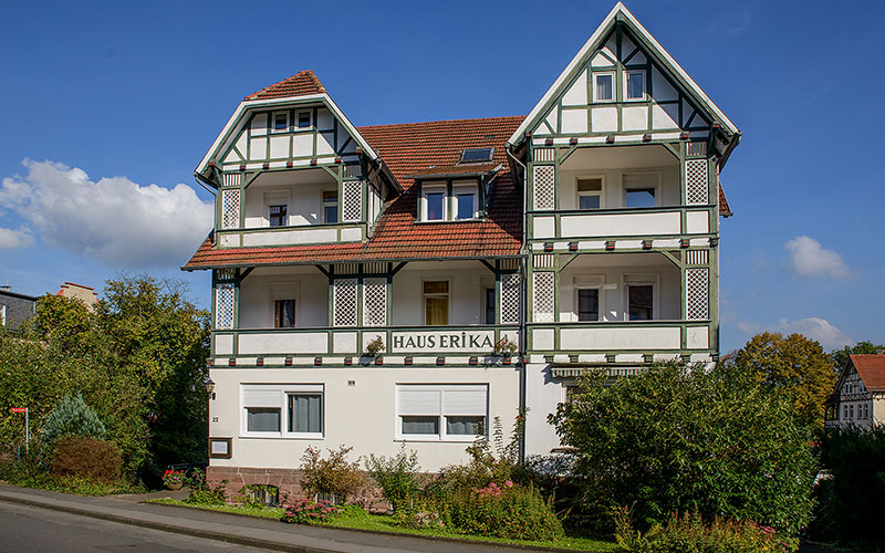 Hotel Pension Haus Erika Bad Sooden Allendorf